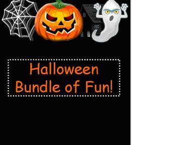Halloween Bundle of Fun!!