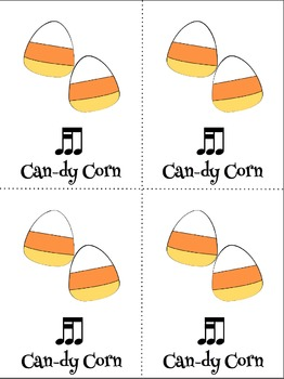 Halloween Music: Bundled Set of Songs & Activities for the Music Classroom