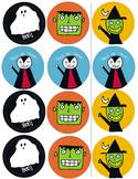 Halloween Buttons 2