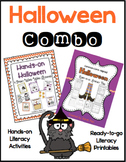 Halloween COMBO Printables and Centers