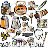 Halloween Candies Clip Art (54)