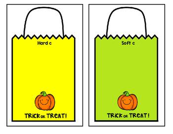 Halloween Candies Sort