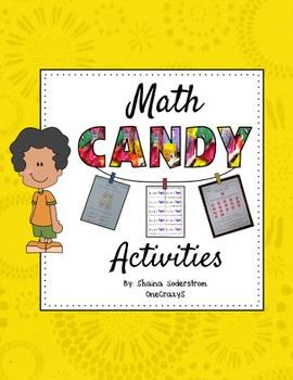 Math Candy Activities