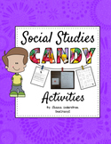 Social Studies Candy Activities