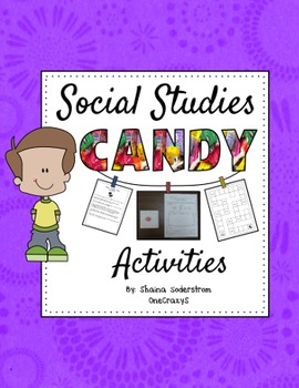 Social Studies Candy Activities