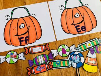 Halloween Candy Beginning Sounds