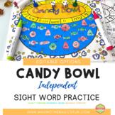 Halloween Candy Bowl Game- Editable