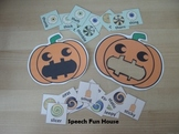 Halloween Candy Box - Articulation 6 sets