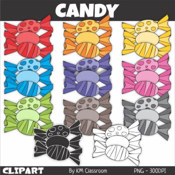Halloween Candy Clip Art