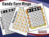 Halloween Candy Corn Bingo