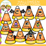 Candy Corn Halloween Clip Art