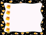 Halloween Candy Corn Counting