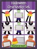 Halloween Craftivity Set