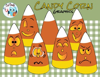 Halloween Candy Corn Graphics