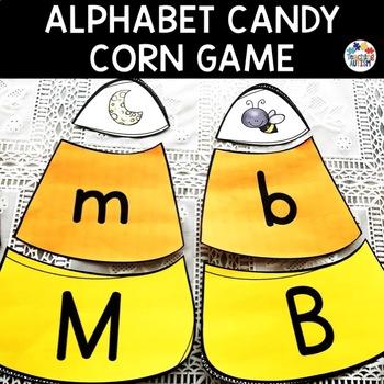 Halloween Letter Games