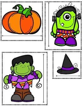 Halloween Candy Corn Measurement