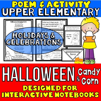 Halloween Reading: Candy Corn Poem