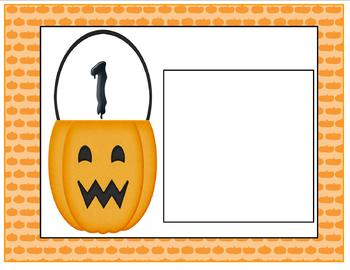 Halloween Candy Counting 1-20
