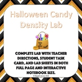 Halloween Candy Density Lab