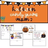 Halloween Candy Grams - Version 2