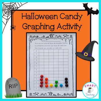 Halloween Candy Graphing Activity