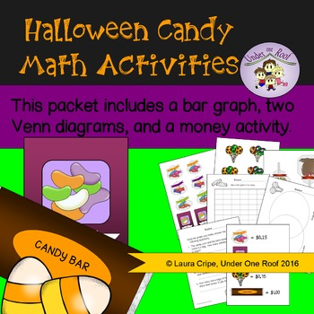 Halloween Candy Math Activities