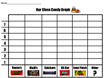 Halloween Candy Math Pack