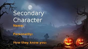 Halloween Candy Narrative Essay