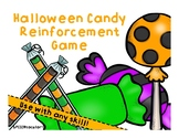 Halloween Candy Open-Ended Reinforcement Game
