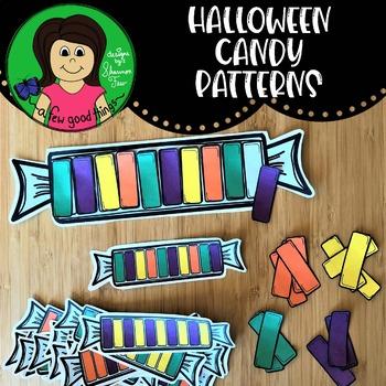 Halloween Candy Patterns