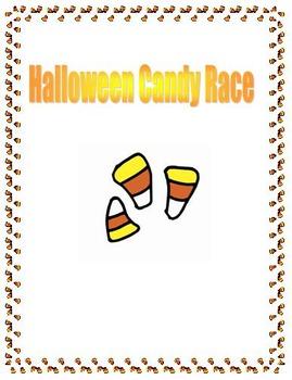 Halloween Candy Race