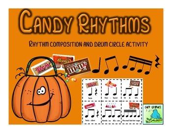 Halloween Candy Rhythms: Composition & Drum Circle