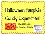 Halloween Candy STEM Experiment