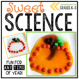 Holiday Candy Science  - Elementary STEM Activity - Grade K - 3 - Observation