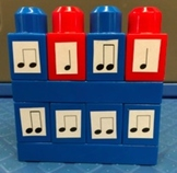 Halloween Candy Song for composition and dictation - primary
