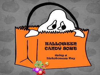 Halloween Candy Sort: Using a Dichotomous Key