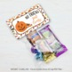 Halloween Candy Treat Bag Toppers, Halloween Party Favors, Goodie Bag Topper