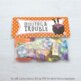 Halloween Candy Treat Bag Toppers for Classroom Parties, Double Toil & Trouble
