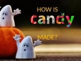 Halloween Candy Unit - Social / Listening Comprehension / Math / Charts & Graphs