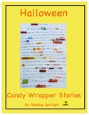 Halloween Candy Wrapper Stories