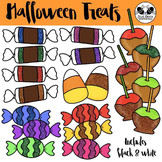 Halloween Candy Clip Art