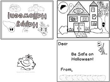 Halloween Card Freebie