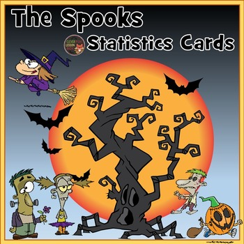 Halloween - Card Game (Printable)
