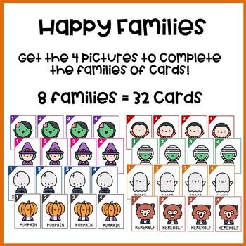 Halloween Card Games