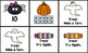 Halloween Card Match - Matching Numbers to Tens Frames, Freebie.