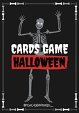 Halloween - Cards Game