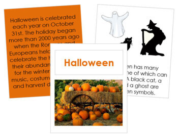 Halloween Cards and Booklet