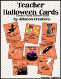 Halloween Cards by Johnson Creations