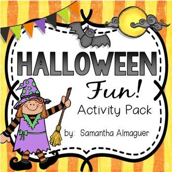 Halloween Activities {Halloween Fun!}