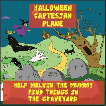 Halloween Cartesian Plane
